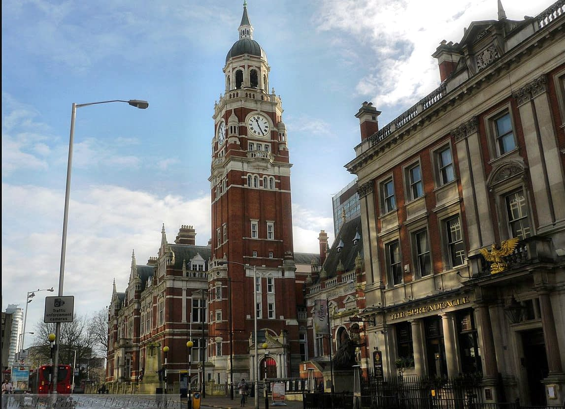 Croydon clock tower