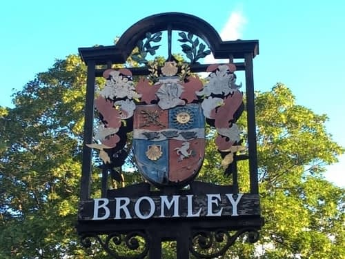 Bromley coat of arms